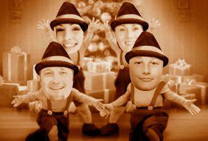 Hafner's frohe Weihnachtsgrüße 2016