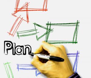 Plan Planung konkret Umsetzung Realisierung Stufen Schritt für Schritt