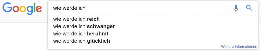 google suchzeile 6 wie werde ich