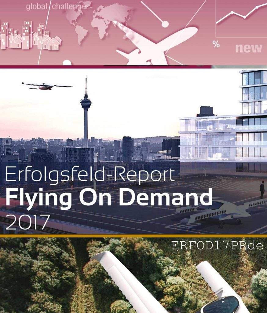 Erfolgsfeld Report Flying On Demand 2017 Teaser