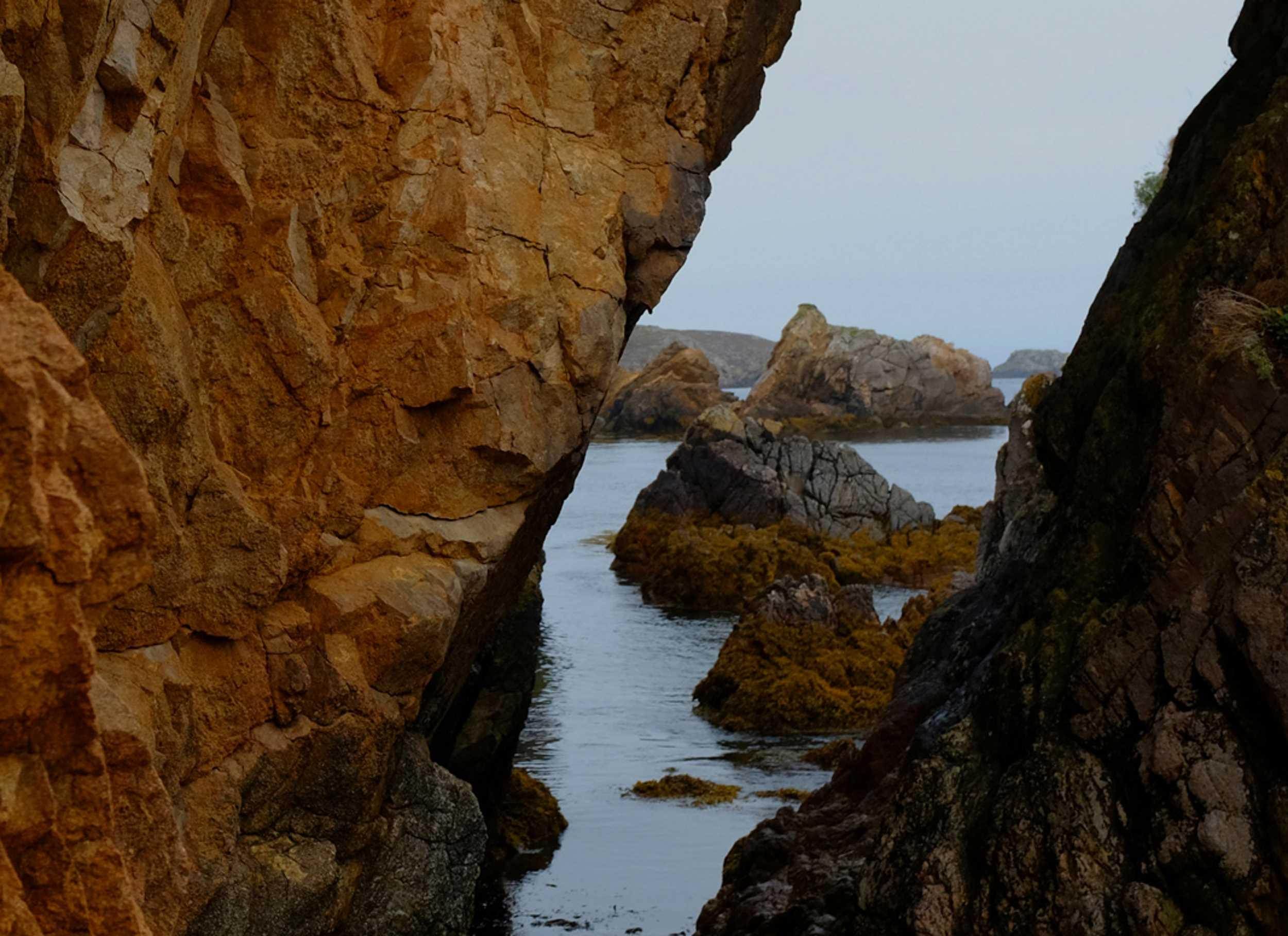 Yann Tiersen Journal Naturaufnahme zum Stück Porz Goret EUSA