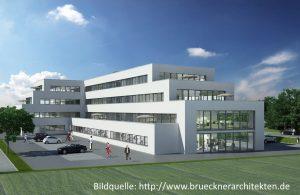 Alpenwerk Raubling Brückner Architekten Halvotec neue Heimat Umzug Appco Heinz Hafner