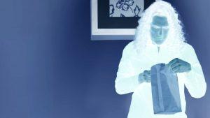 Weird Al Yankovic Foil Verschwörungstheorie Conspiracy