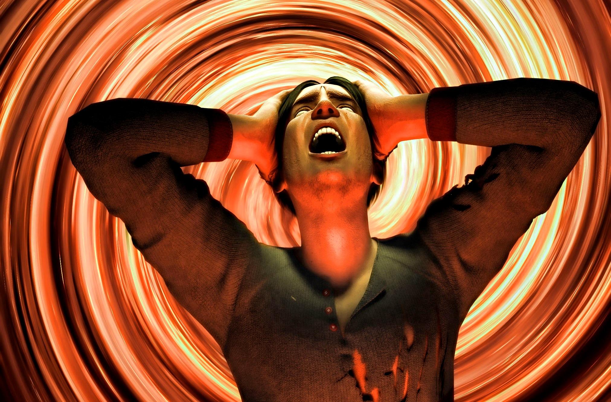 Mensch nerv nicht von der Ueberforderung im digitalen Zeitalter